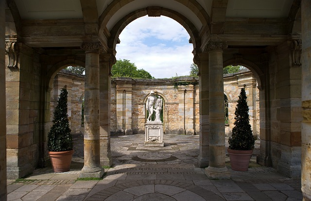 Hever Castle in Kent - Italian Garden